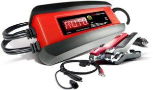 4. Schumacher SP1297 Automatic Battery Charger