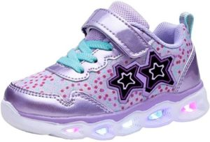 #5. COODO Toddler Sneakers