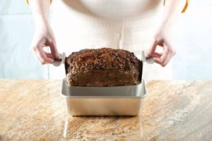 #5. Nordic Ware Naturals Meat Loaf Pan