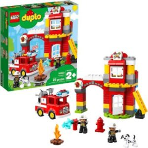 #6. LEGO DUPLO Town Fire Station 10903