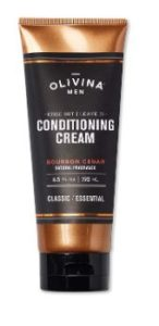 #6. Olivina Men Leave in Rinse out Conditioner Cream…
