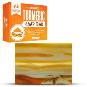 Organic Turmeric Soap Bar | Pure Natural Handcrafted Skincare
