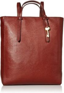 1. Fossil Women's Camilla Convertible Backpack