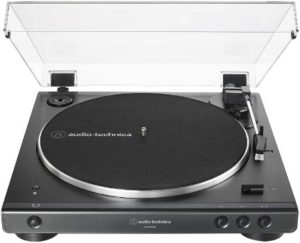 2. Audio-Technica Fully Automatic Wireless Turntable