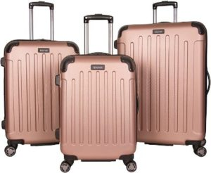 6. Kenneth Cole Reaction Luggage