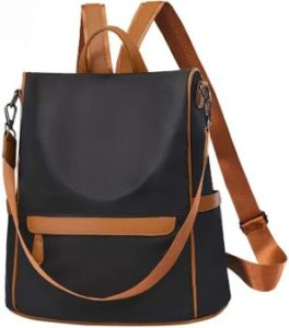 9. Charmore Women Travel Backpack