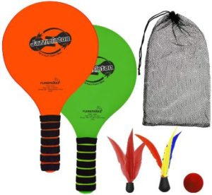 1. Funsparks Paddle Ball Game for Family and Friends