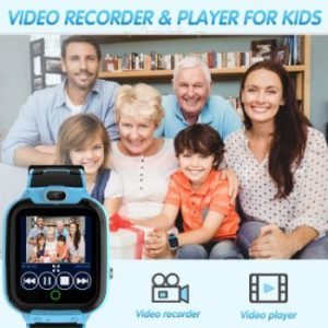 1. Smart Watch for Kids with Video Recorder & Player