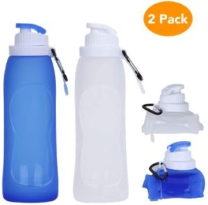 10. Collapsible Water Bottle