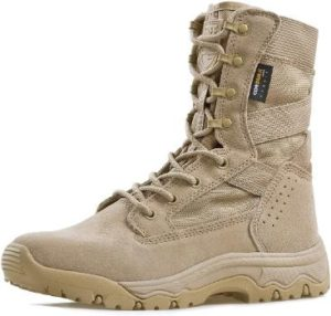 10. FREE SOLDIER Men's Tactical Boots