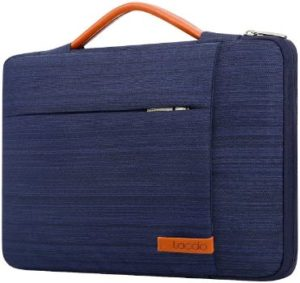 10. Lacdo 360° Protective 14 Inch Laptop Sleeve