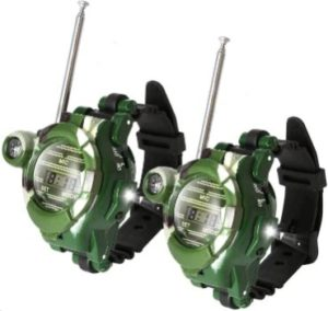 2. Two-Way Radio Walky Talky Watches