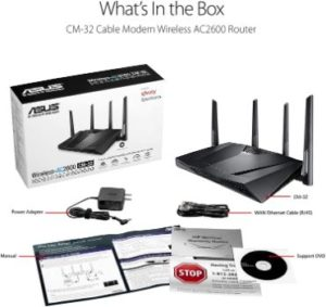 5. Asus Modem Router Combo