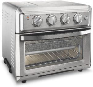 6. Cuisinart TOA-60 Convection Toaster Oven Airfryer