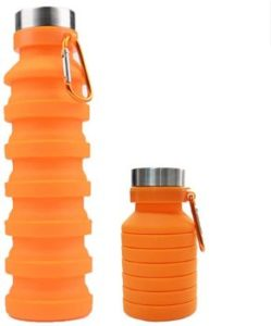 8. Emoly Collapsible Water Bottle
