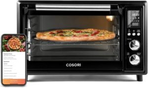 9. COSORI Smart 12-in-1 Air Fryer Toaster Oven Combo