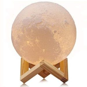 # 10 Goodfeel Moon Lamp