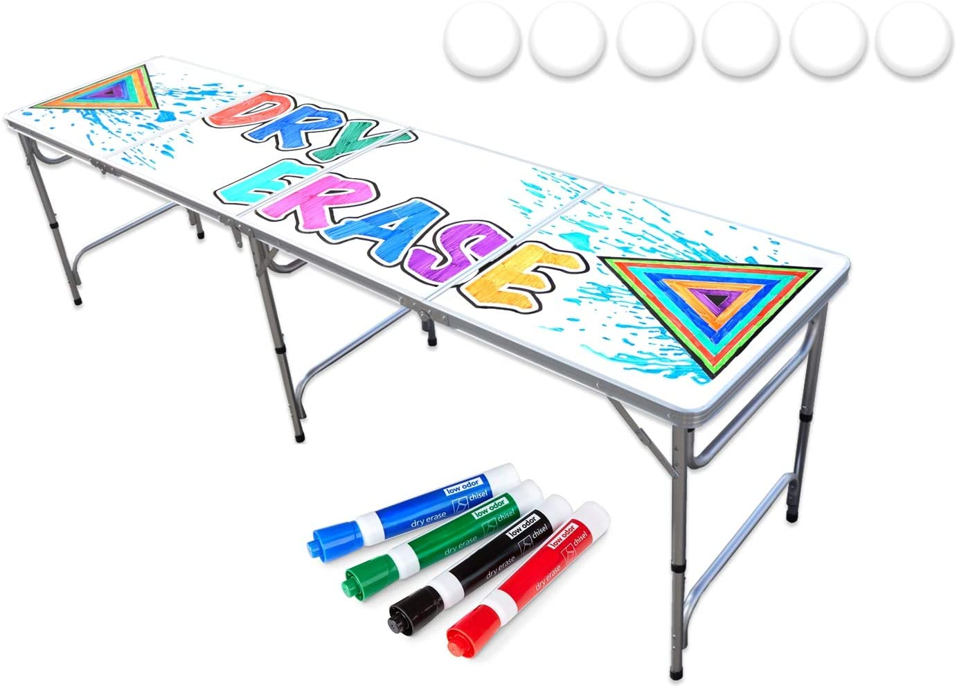 #10.Party Foldable Beer Pong Tables
