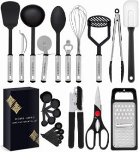 #4. Home Hero Kitchen Utensil Set