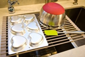 #6. Surpahs Over Sink Drying Rack