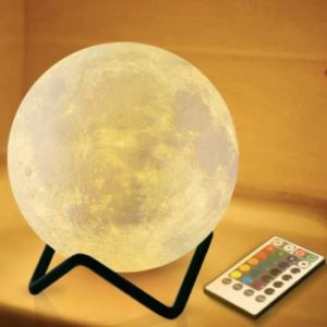 # 7 RENOOK Moon Lamp