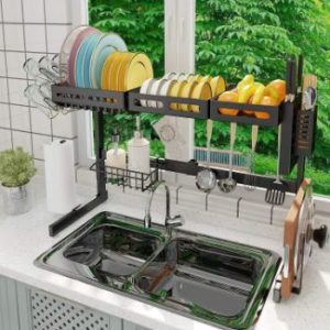#7. ADBIU Over Sink Drying Rack