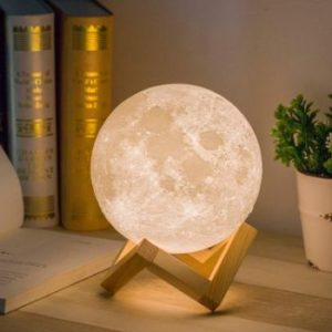 # 8 Mydethun Moon Lamp