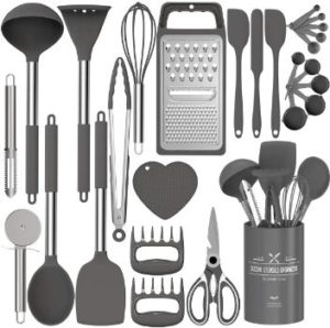 #8. Fungun Kitchen Utensils Set