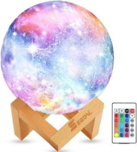 # 9 SEGOAL Moon Lamp