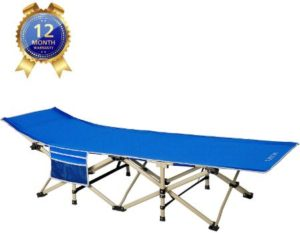 3. DRMOIS Oversized Camping cots
