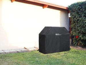 3. Simple Houseware 58-inch Waterproof Gas BBQ Grill Cover