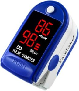 4. FaceLake ® FL400 Pulse Oximeter