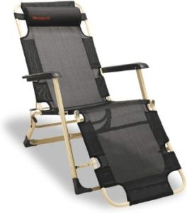 5. Merstoclo Outdoor Lounge Recliner Chair