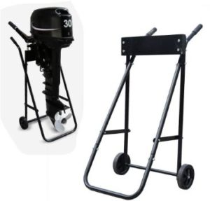 8. DIFU Multi Purposed Outboard Motor Carrier Stand