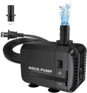 9. UPMCT 60-800 GPH Adjustable Submersible Water Pump
