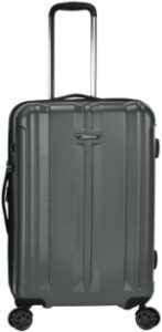 1. Traveler's Choice La Serena Expandable Spinner Luggage