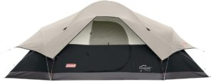 3. Coleman 8-Person Tent for Camping