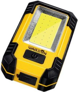 5. WARSUN Portable LED Rechargeable Work Light