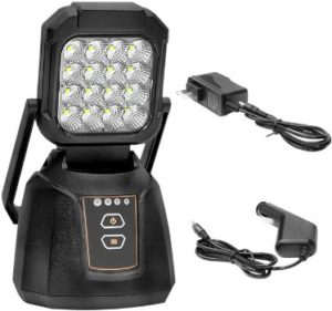 7. 48W Rechargeable Flood Light
