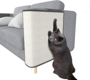 7. Cat Scratcher Couch Protector