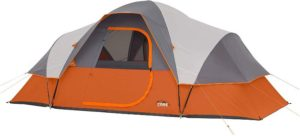 8. Core 9 Person Extended Dome Tent