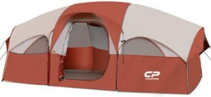 9. CAMPROS Tent-8-Person-Camping-Tents