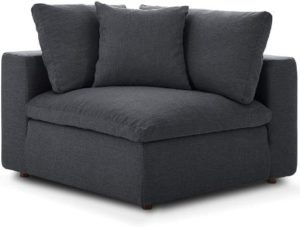9. Modway Commix Upholstered Sectional Sofa