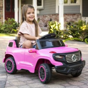 2. Best Choice Products Kids 6V Ride On Truck