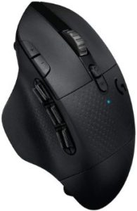 #10. Logitech G604 Gaming Mouse