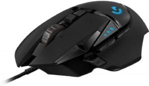 #2. Logitech G502 Hero Gaming Mouse