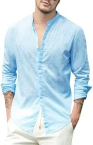 #2. Luncati Mens Button Up Shirts