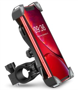 #3. Bovon Bike Phone Mount