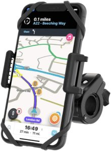 #6. TruActive Bike Phone Mount Holder
