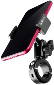 #7. Metal Motorcycle Mount for Phone